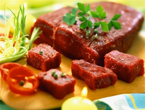 Nếu có thói quen này khi ăn thịt bò sẽ gây họa cho cả gia đình - Ảnh 1.