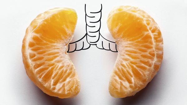 Nên ăn, uống gì để cứu lá phổi đã bị tổn thương và giảm nguy cơ ung thư phổi? - Ảnh 1.
