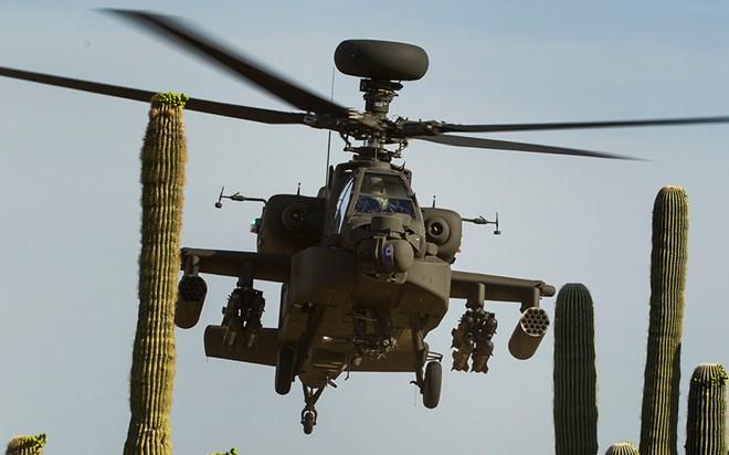 """Nga tăng thêm sức mạnh cho """"Thợ săn đêm"""" Mi-28NM - Ảnh 1."""