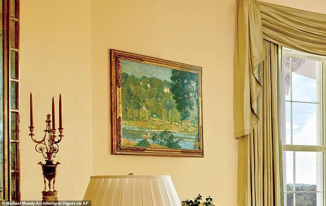 Có gì trong những căn phòng sinh hoạt của Tổng thống Obama và gia đình tại Nhà Trắng? - Ảnh 2.