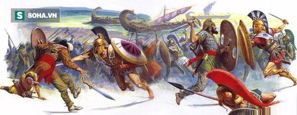 Marathon - Trận chiến nổi tiếng nhất lịch sử thế giới cổ đại! - Ảnh 1.