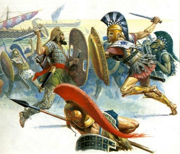 Marathon - Trận chiến nổi tiếng nhất lịch sử thế giới cổ đại! - Ảnh 3.