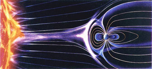Các nhà khoa học phát hiện lá chắn từ trường của Trái Đất bị nứt do bị tia vũ trụ bắn vào - Ảnh 2.