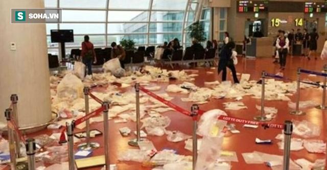 Cơn bão du khách Trung Quốc lại càn quét đảo Jeju khiến người dân thất kinh - Ảnh 4.