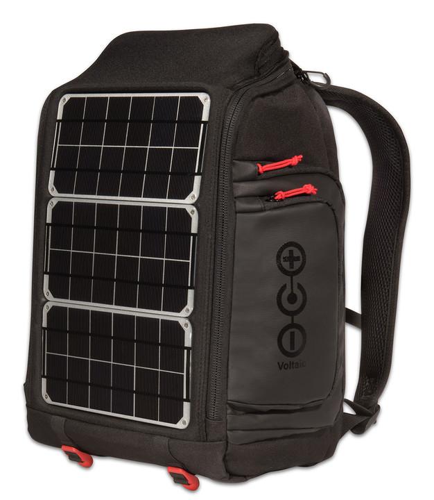 Ba-lô đa dụng tích hợp pin mặt trời mạnh mẽ có khả năng sạc đầy hoàn toàn cho laptop của bạn - Ảnh 1.