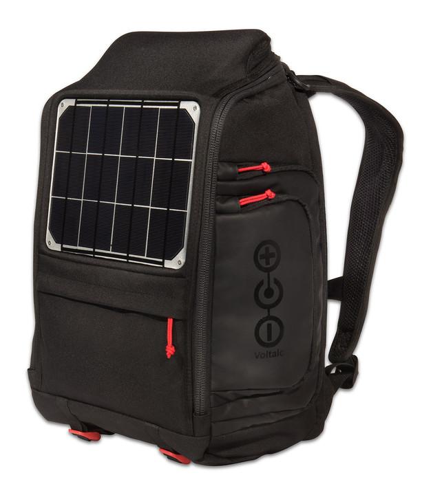 Ba-lô đa dụng tích hợp pin mặt trời mạnh mẽ có khả năng sạc đầy hoàn toàn cho laptop của bạn - Ảnh 2.