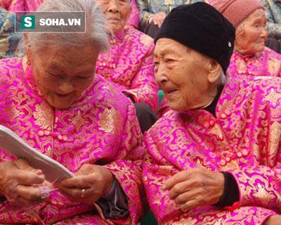 Kỳ lạ: Cả huyện có tới 338 người sống thọ trên trăm tuổi nhờ một chất trong món ăn - Ảnh 1.