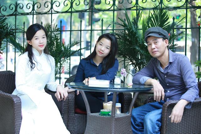 Chuyện hai con gái tài năng của nghệ sĩ Thanh Thanh Hiền - Ảnh 1.