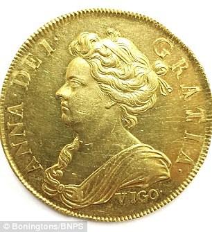Đổi đời nhờ đồng xu trị giá 7 tỷ trong đống đồ chơi của con - Ảnh 2.