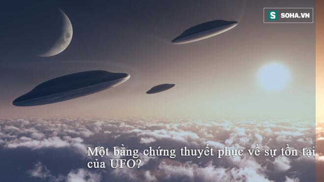 Cựu lính Mỹ sửng sốt khi chộp được UFO vút bay với tốc độ không tưởng: 4.444m/s - Ảnh 1.