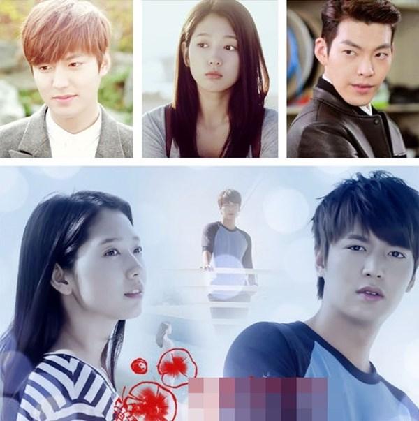 Nếu là nữ chính trong phim Hoa Hàn, bạn sẽ chọn Bạch mã hoàng tử hay Kị sĩ hắc ám? - Ảnh 2.