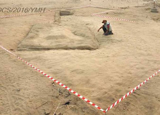 Các nhà khảo cổ phát hiện ra thành phố Ai Cập 7.000 năm tuổi, có những ngôi mộ lớn hơn cả lăng mộ hoàng gia - Ảnh 2.