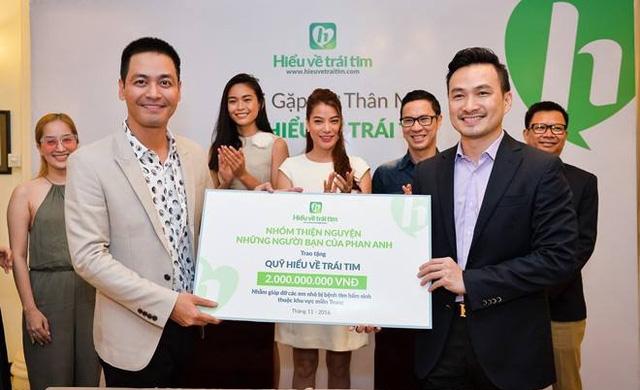 Chuyện MC Phan Anh bị đòi lại tiền từ thiện: Ca sĩ Thái Thùy Linh lên tiếng - Ảnh 1.