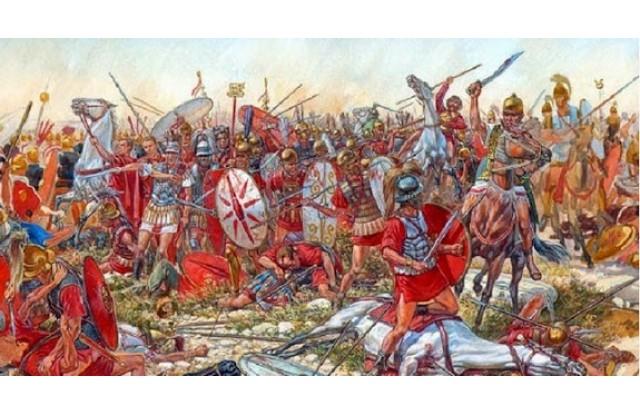 Đẫm máu bậc nhất lịch sử: Gần 80.000 người bỏ mạng chỉ sau 1 trận chiến - Ảnh 2.