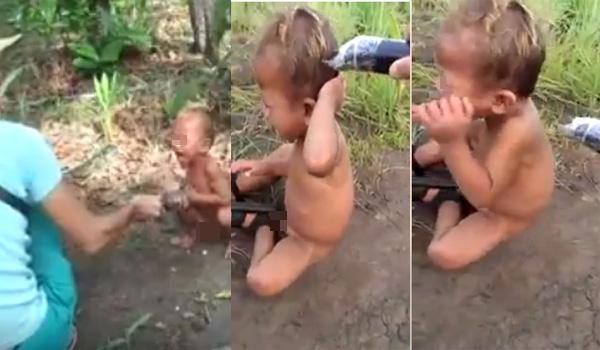 Người đăng clip thanh niên bóp cổ, kẹp đầu ngón tay, dùng súng điện hành hạ trẻ em dã man lên tiếng - Ảnh 1.