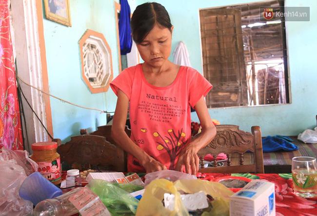 Cô gái mang khuôn mặt bà lão ở Quảng Nam: ăn gấp 10 lần người thường, uống mỗi ngày 36 lít nước - Ảnh 1.