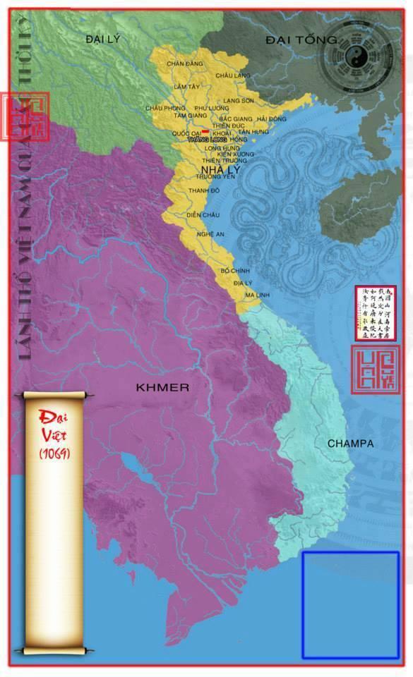 Từ cuộc chiến nội cung nhà Lý đến cuộc Bắc phạt phá Tống của Lý Thường Kiệt - Ảnh 1.