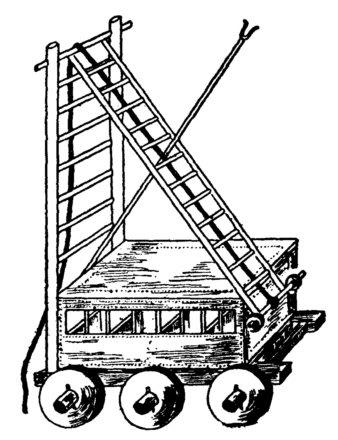Lý Thường Kiệt dùng tượng binh, máy bắn đá công phá Ung châu - Ảnh 1.
