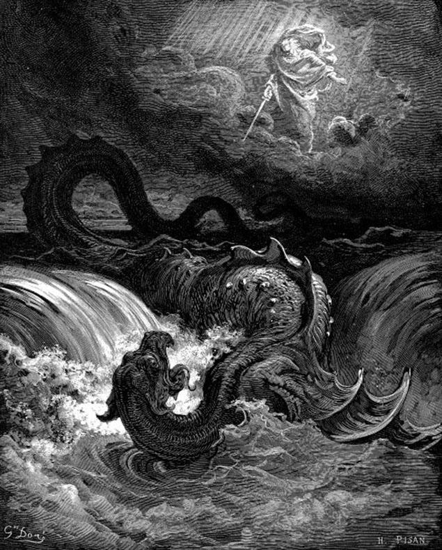 Leviathan - Con quái vật đáng sợ hơn cả Kraken, ám ảnh biết bao đời thủy thủ - Ảnh 2.