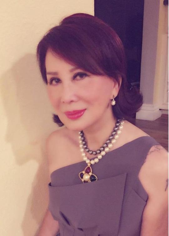Mẹ của MC Nguyễn Cao Kỳ Duyên qua đời - Ảnh 1.