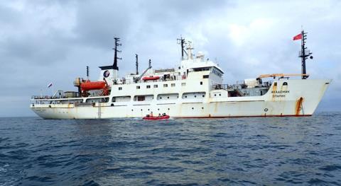 Nhà khoa học Việt nghiên cứu Biển Đông trên tàu Nga  - Ảnh 4.