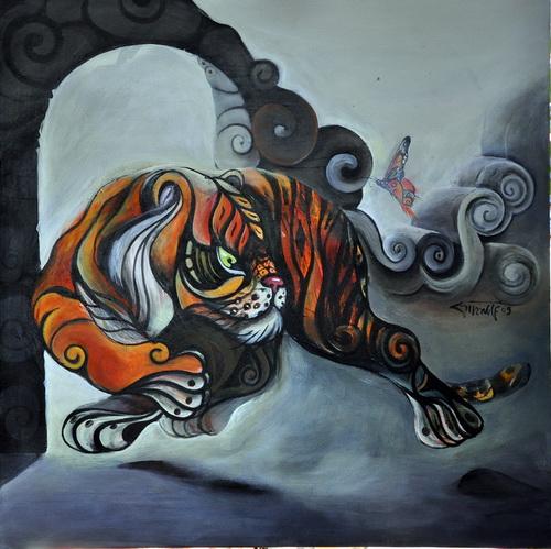 Vì sao hổ, loài được mệnh danh là chúa tể sơn lâm lại được dân ta gọi là Ông ba mươi? - Ảnh 4.