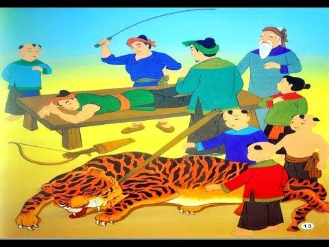 Vì sao hổ, loài được mệnh danh là chúa tể sơn lâm lại được dân ta gọi là Ông ba mươi? - Ảnh 3.