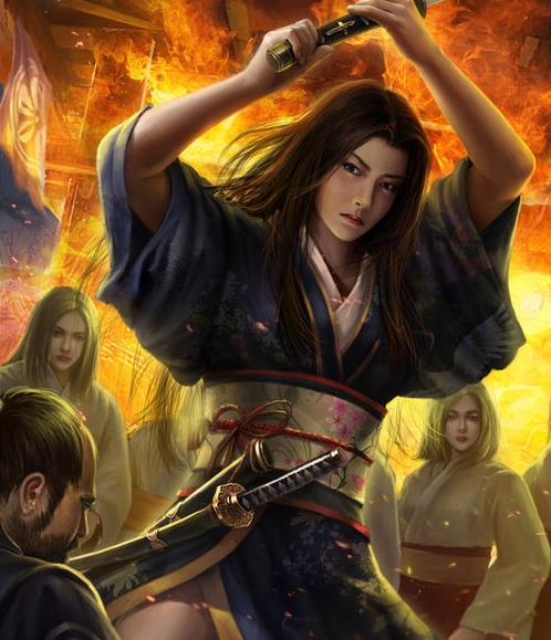 Nữ Ninja vĩ đại và duy nhất được công nhận trong lịch sử Nhật Bản - Ảnh 4.