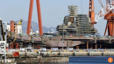 Liêu Ninh vào Biển Đông, Nhật Bản mua tàu sân bay?  - Ảnh 2.