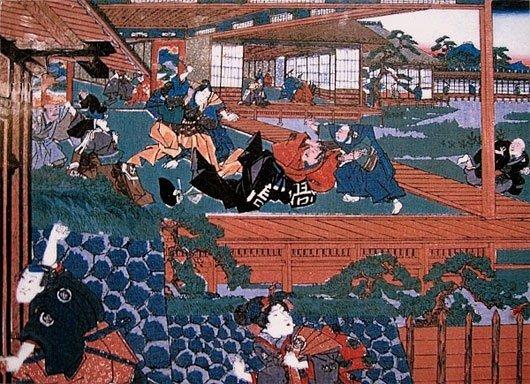Huyền thoại có thật về cuộc trả thù đẫm máu của 47 samurai mất chủ ở Nhật bản - Ảnh 3.