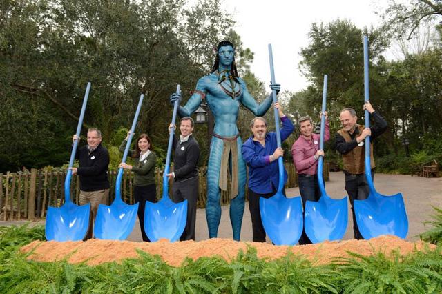 Tham quan thế giới của người Navi tại Pandora - công viên kỷ Avatar của Disney World - Ảnh 1.