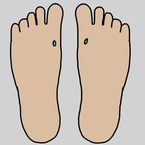 Bấm huyệt ở chân: Cách chữa bệnh vô cùng hay mà ít người biết - Ảnh 10.
