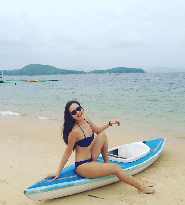Em gái siêu mẫu Hà Anh nóng bỏng không kém gì chị gái  - Ảnh 10.