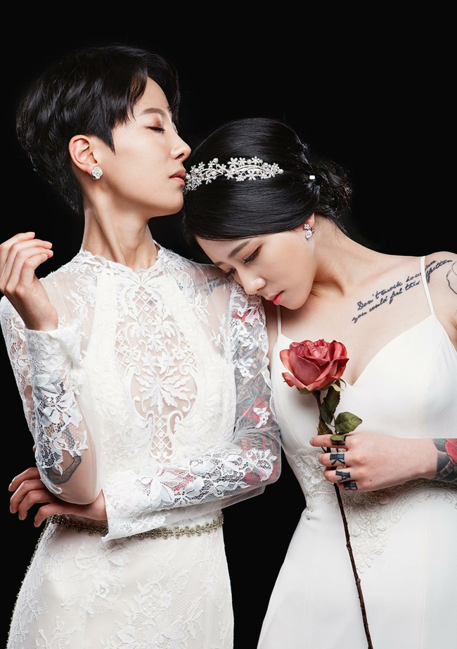 Chuyện tình đẹp của cặp đôi đồng tính nữ Hàn Quốc sẽ khiến bạn dám làm tất cả chỉ để yêu! - Ảnh 10.