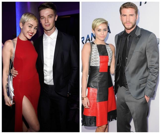 Taylor Swift và Miley Cyrus: Khi vẻ ngoài và cách yêu hoàn toàn trái ngược! - Ảnh 12.