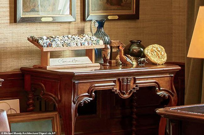 Có gì trong những căn phòng sinh hoạt của Tổng thống Obama và gia đình tại Nhà Trắng? - Ảnh 14.