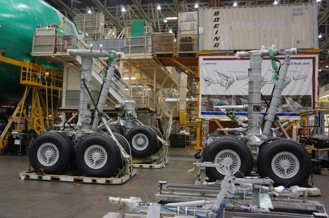 Cận cảnh nhà máy của Boeing - nơi lắp ráp nên chiếc 747 huyền thoại - Ảnh 14.