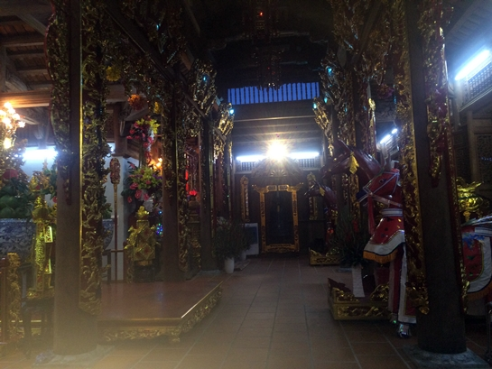 Sáng nay, nhà thờ tổ 100 tỉ của Hoài Linh mở cửa đón khách - Ảnh 14.