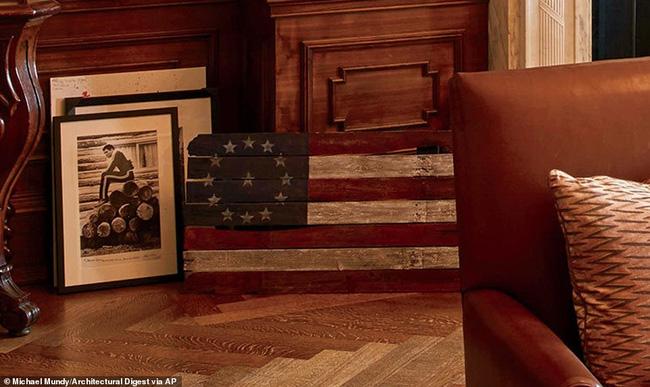 Có gì trong những căn phòng sinh hoạt của Tổng thống Obama và gia đình tại Nhà Trắng? - Ảnh 15.