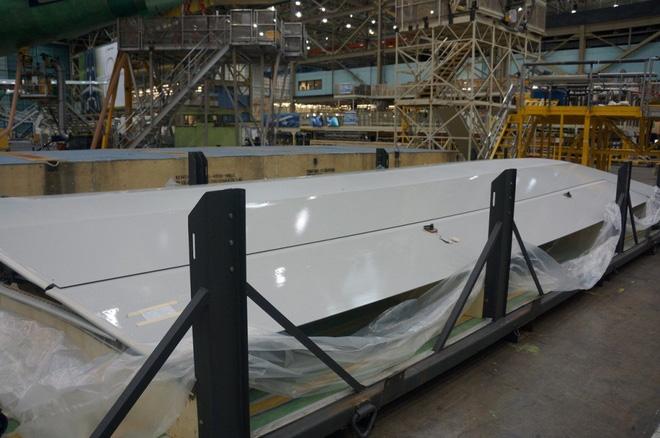 Cận cảnh nhà máy của Boeing - nơi lắp ráp nên chiếc 747 huyền thoại - Ảnh 15.
