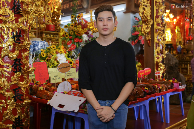 Cập nhật: Các nghệ sĩ đến thăm đền thờ Tổ trị giá 100 tỷ của Hoài Linh - Ảnh 15.