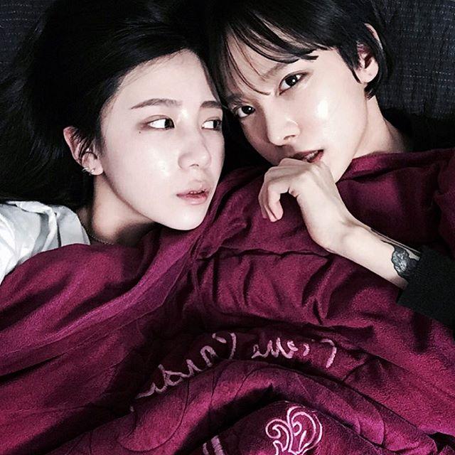 Chuyện tình đẹp của cặp đôi đồng tính nữ Hàn Quốc sẽ khiến bạn dám làm tất cả chỉ để yêu! - Ảnh 15.