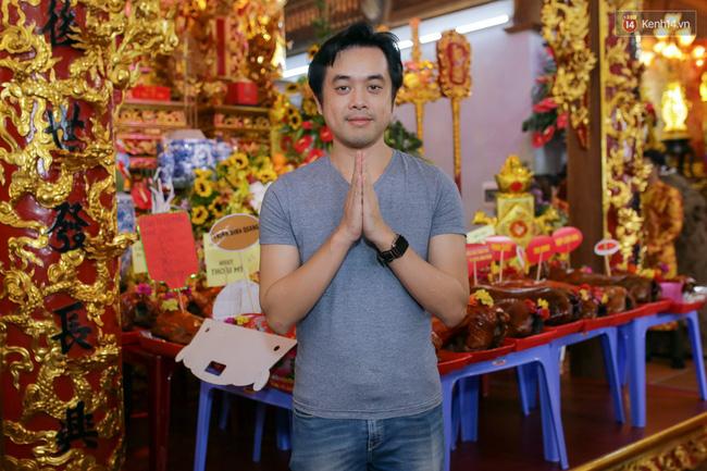 Cập nhật: Các nghệ sĩ đến thăm đền thờ Tổ trị giá 100 tỷ của Hoài Linh - Ảnh 17.