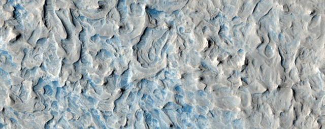NASA công bố 2.540 hình ảnh tuyệt đẹp về sao Hỏa được ghi lại trong hơn 10 năm - Ảnh 18.