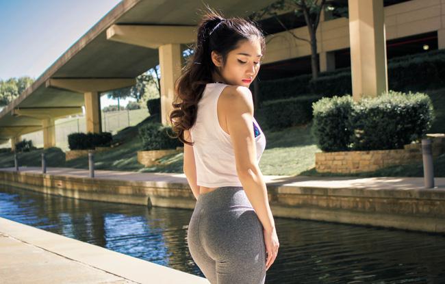 Khó mà tin được, cô gái Việt xinh đẹp này từng chỉ nặng 39kg - Ảnh 19.