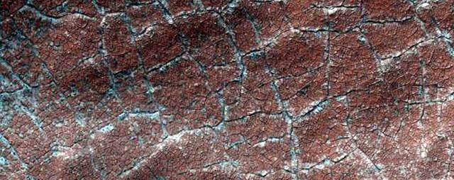 NASA công bố 2.540 hình ảnh tuyệt đẹp về sao Hỏa được ghi lại trong hơn 10 năm - Ảnh 20.