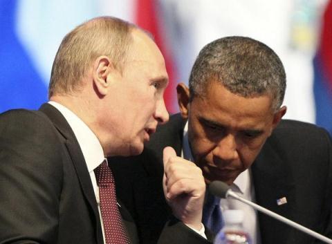 Nga mời Mỹ hợp tác không kích IS: Gió đã đổi chiều?  - Ảnh 1.