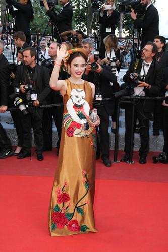 Sự thật bất ngờ về vai trò của Angela Phương Trinh tại Cannes - Ảnh 1.
