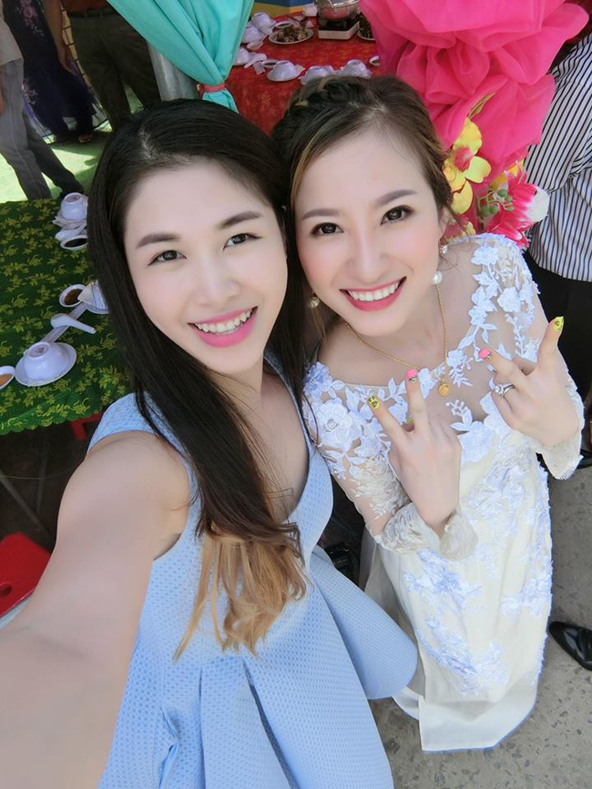 Lộ ảnh đám cưới bất ngờ của Đăng Nguyên (em trai Đăng Khôi) và bạn gái - Ảnh 2.