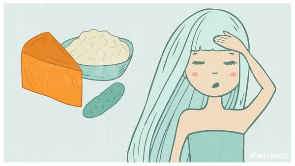 6 loại thực phẩm càng ăn càng khiến bạn muốn phát điên vì cơn đau nửa đầu - Ảnh 2.
